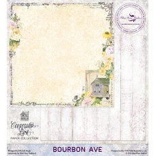 Blue Fern - Courtship Lane - Bourbon Ave