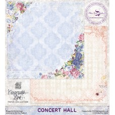 Blue Fern - Courtship Lane - Concert Hall