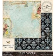 Blue Fern - Serendipity - Chronicle