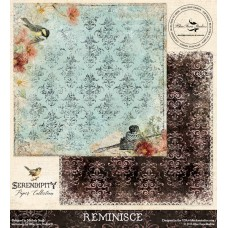 Blue Fern - Serendipity - Reminisce