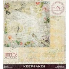 Blue Fern - Timeless- Keepsakes