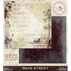 Blue Fern - Timeless- Main Street