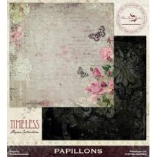 Blue Fern - Timeless- Papillons