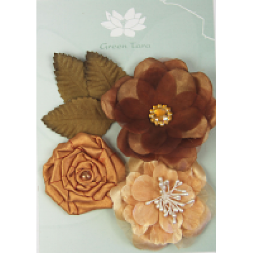 Bronze Flower Pack