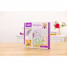 Crafters Companion 3D Borders Craft Box Kit