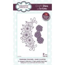 Creative Expressions - Sue Wilson - Finishing Touches - Daisy Cluster Die