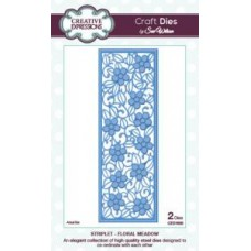 Creative Expressions - Sue Wilson - Mini Striplet Rose Garden Die