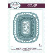 Creative Expressions - Sue Wilson - Noble Dies - Ornate Pierced Design