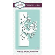 Creative Expressions Papercuts Craft Dies Paper Cuts Collection - Luna Fairy Edger