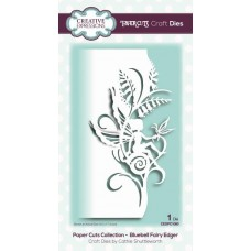 Creative Expressions Papercuts Craft Dies Paper Cuts Collection - Bluebell Fairy Edger