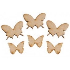 Creative Expressions - Butterfly Splash Accessory Pack