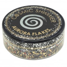 Cosmic Shimmer Aurora Flakes - Firefly Sparkle