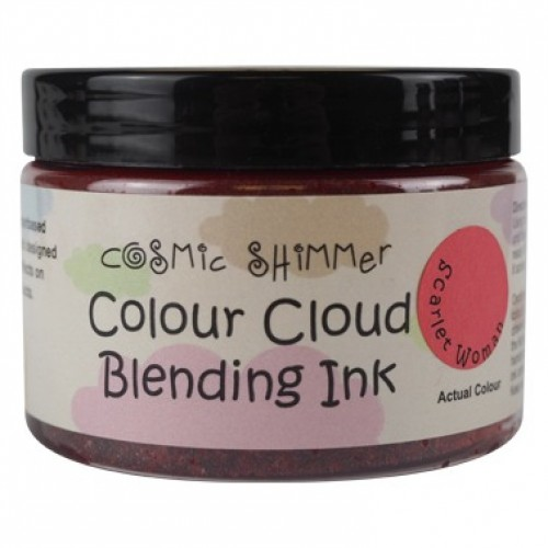 Cosmic Shimmer - Colour Cloud Blending Ink - Scarlet Woman