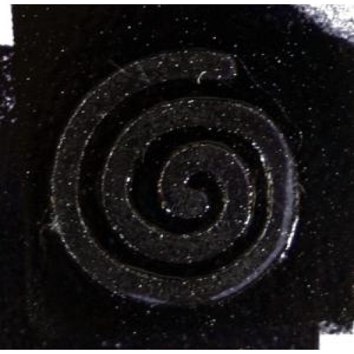Cosmic Shimmer - Embossing Powder - Black Detail
