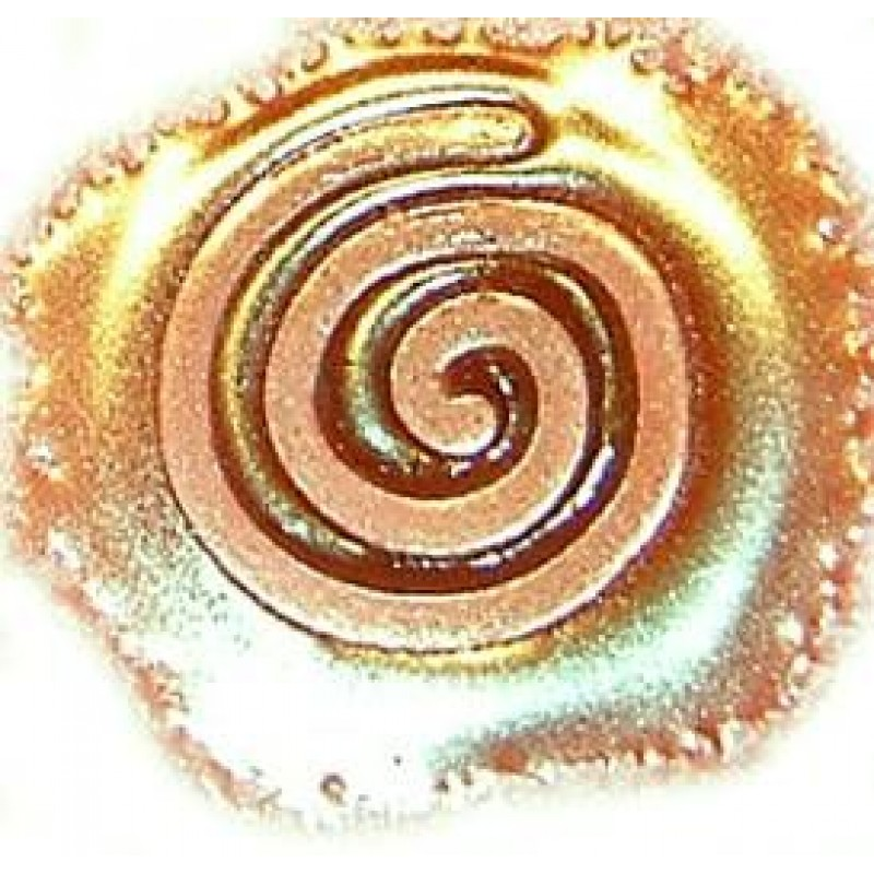 Cosmic Shimmer - Embossing Powder - Dark Bronze Lustre