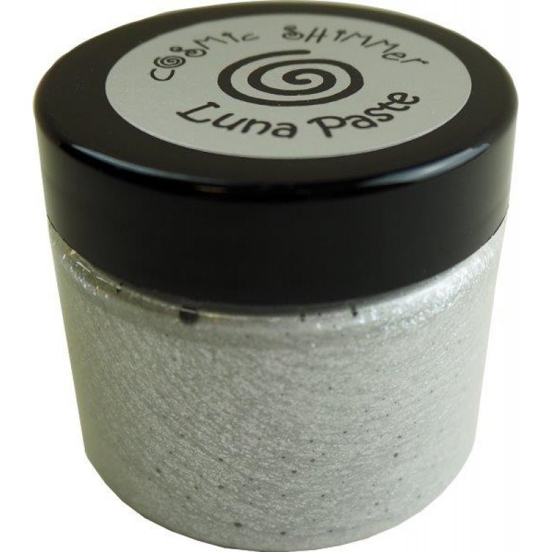 Cosmic Shimmer - Luna Paste - Moonlight Silver