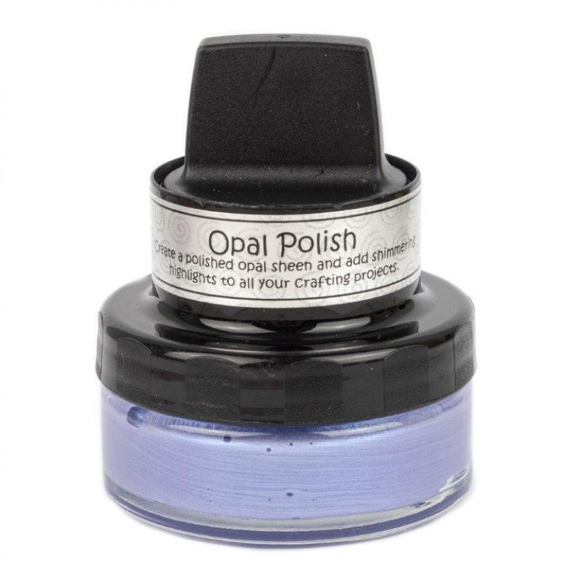 Cosmic Shimmer Opal Polish Blue Wisteria