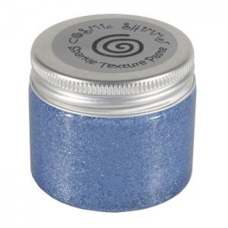 Cosmic Shimmer - Sparkle Texture Paste - Perrywinkle