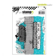 Carabelle Studio - Art Stamp -  Layered Strip