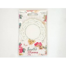 Dovecraft - Painted Blooms Paper Doilies