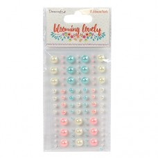 Dovecraft - Blooming Lovely  Adhesive Pearls