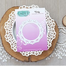 Lady E Design Doily Die