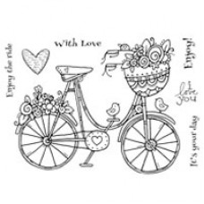 Woodware - Clear Magic singles - Flowering Bike