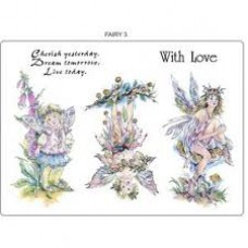 U-Mount Stamp Set Fairy 3