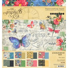 Graphic 45 - Flutter - 12 x 12 Collection Pack