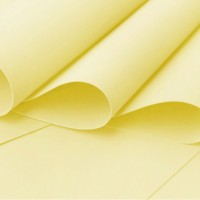 Foamiran - Flower Making Foam Sheets - Ivory