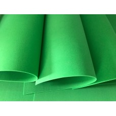 Foamiran - Flower Making Foam Sheets - Emerald