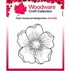 Woodware  Jane Gill Clear Magic Stamp Mini Scented Bloom