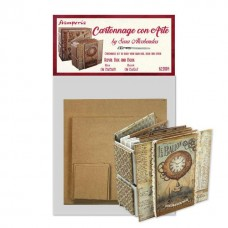 Stamperia - Cartonage Kit - Royal Box And Book