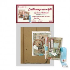 Stamperia - Cartonage Kit - Sweet Box