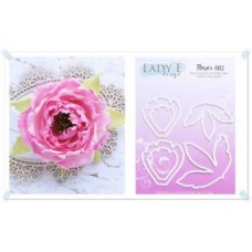 Lady E Design Flower 002 Die