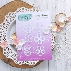 Lady E Design Small Flowers Die
