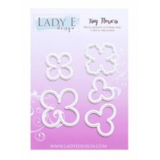 Lady E Design Tiny Flowers Die