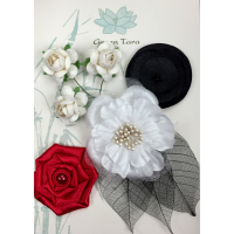 Moulin Rouge Flower Pack