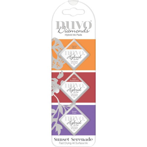 Nuvo - Diamonds -  Hybrid In Pads - Sunset Serenade