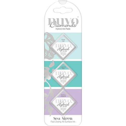 Nuvo - Diamonds -  Hybrid In Pads - Sea Siren