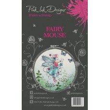 Pink Ink Designs - Fairy Mouse Stamp Set