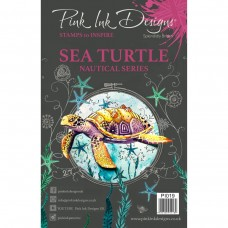 Pink Ink Designs Sea Turtle Stamp Set
