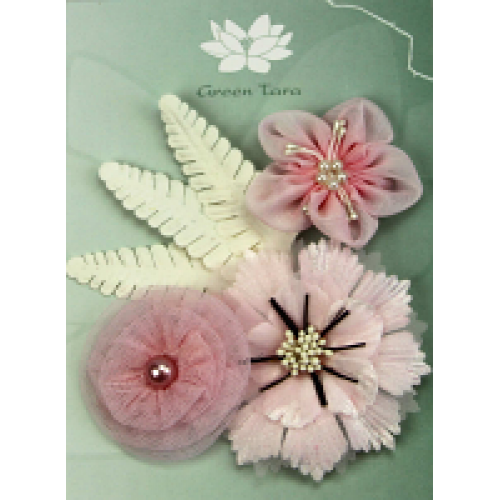 Pale Pink Blush Flower Pack