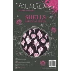 Pink Ink Designs Shells Stamp Set