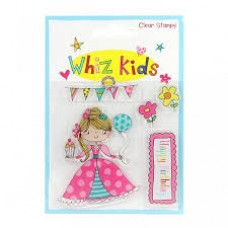 Whiz Kids - Clear Stamps - RESTP003