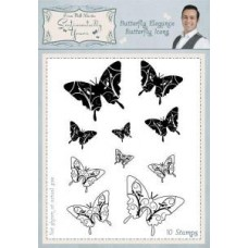 Sentimentally Yours - Phill Martin - Butterfly Elegance Butterfly Icons