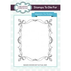 Creative Expressons - Stamps To die for - Tessa's Ribbon Frame