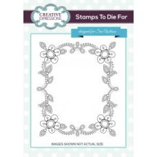 Creative Expressons - Stamps To die for - Tessa's Oakham Frame