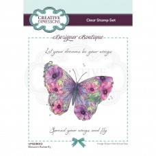 Creative Expressions Designer Boutique - Blossom Butterfly