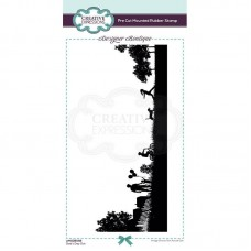 Creative Expressions Designer Boutique - Dad's Day Out Stamp